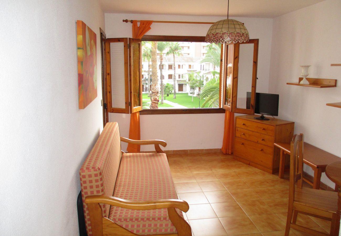 Apartamento en La Manga del Mar Menor - Apartamento Aldeas Taray Club 116