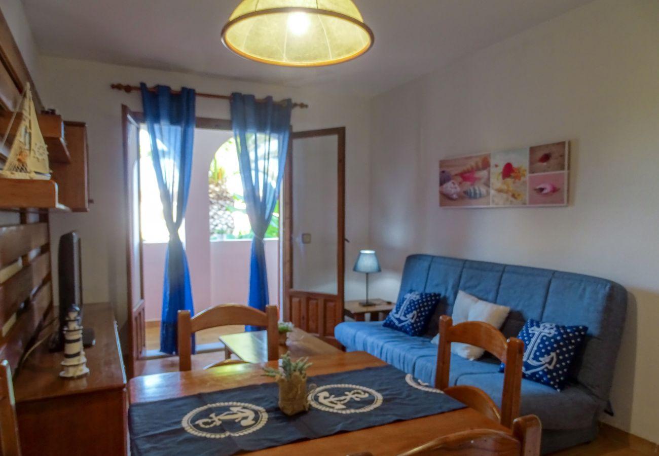Apartamento en La Manga del Mar Menor - Apartamento Aldeas Taray Club 233